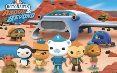 MOOSE TOYS SECURES TOY RIGHTS TO SILVERGATE MEDIA'S HIT IP OCTONAUTS