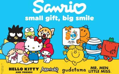 SANRIO: A 2021 FULL OF EXCITING CHANGES AND NEW FRIENDS