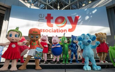 THE TOY ASSOCIATION SETS 2021-2022 TRADE SHOW & MARKETPLACE PLANS