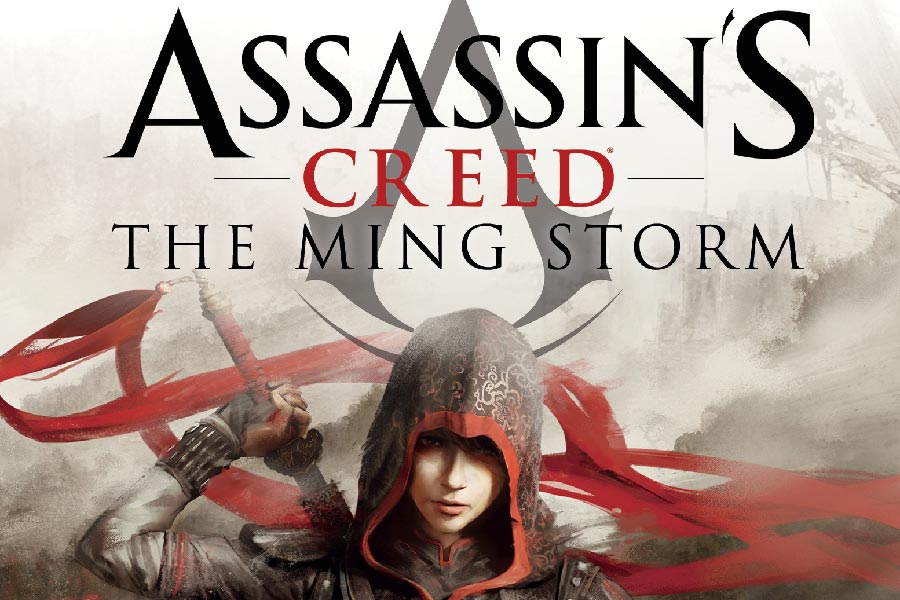 ACONYTE BOOKS & UBISOFT®  COLLABORATE TO PUBLISH EXCITING NEW ASSASSIN'S CREED®  NOVELS SET IN CHINA