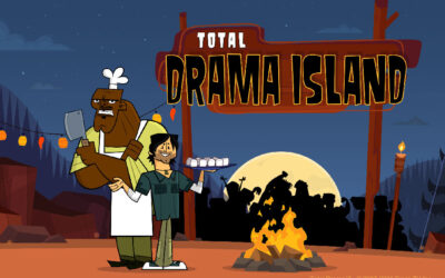 CAKE AND FRESH TV SET TO BRING BACK HIT ANIMATED REALITY SERIES, TOTAL DRAMA ISLAND FOR CARTOON NETWORK AND HBO MAX