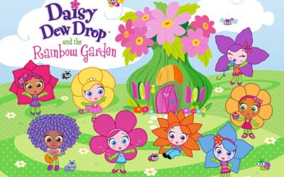 """DREAMDUST AND TOONZ MEDIA TEAM-UP TO DEVELOP A NEW ANIMATED SERIES BASED ON """"DAISY DEW DROP & THE RAINBOW GARDEN"""""""