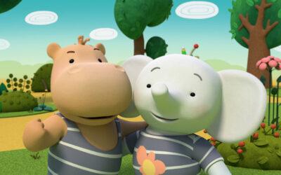 FUNWOOD MEDIA PRESENTS TINA & TONY: AN ELEPHANT AND A HIPPO FRIENDS FOREVER