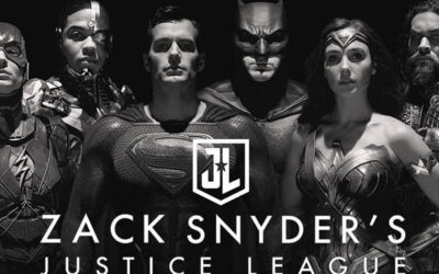 ZACK SNYDER'S JUSTICE LEAGE ARRIVES IN USA AND GLOBALLY ON MARCH 18TH