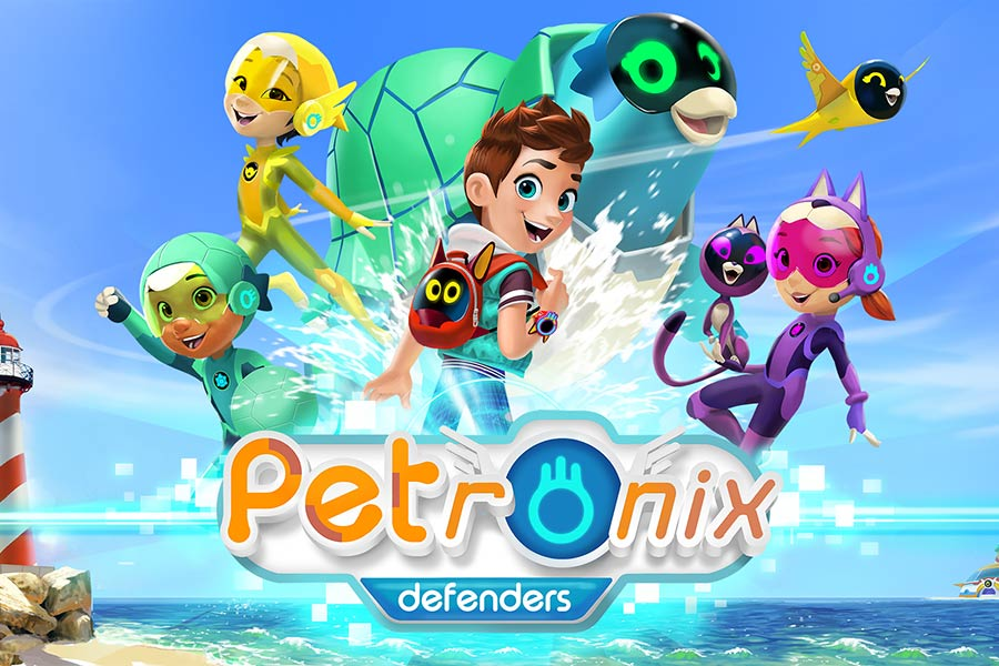 ON KIDS & FAMILY JOINS FORCES WITH M6 GROUP AND SUPER RTL TO CREATE AND DEVELOP PETRONIX DEFENDERS, IN PARTNERSHIP WITH ALPHA GROUP