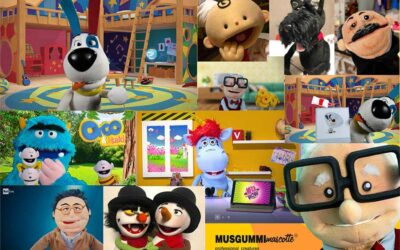 MUSGUMMIMASCOTTE® BETS ON PUPPET CHARACTERS TO ENRICH WEB CONTENT
