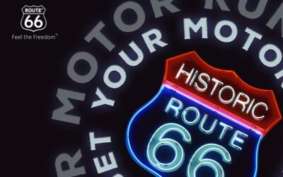 TWO NEW PARTNERS GO DOWN ROUTE 66