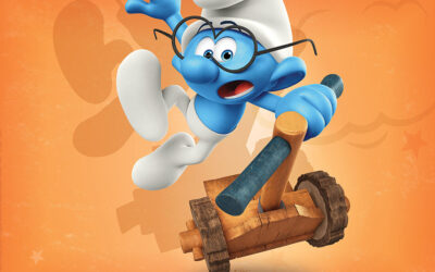 PLANETA JUNIOR REINFORCES RELATIONSHIP WITH IMPS AS AGENT FOR THE SMURFS