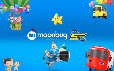 SPACETOON PARTNERS WITH MOONBUG ENTERTAINMENT TO BRING PRESCHOOL SENSATION COCOMELON TO MENA