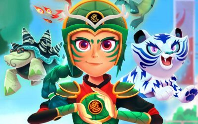 TEAMTO'S ORIGINAL ANIMATED ACTION COMEDY JADE ARMOR HEADS TO CARTOON NETWORK AND HBO MAX