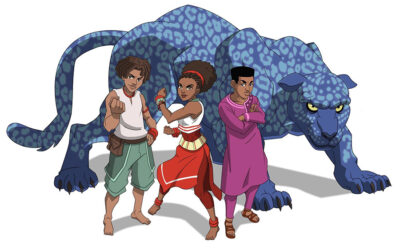 "YOUNEEK STUDIOS PARTNERS WITH TRIGGERFISH ANIMATION AND MORE TO PRODUCE ""IYANU:CHILD FOR WONDER"""
