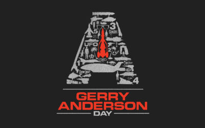 ANDERSON ENTERTAINMENT ANNUNCIA IL PRIMO GERRY ANDERSON DAY