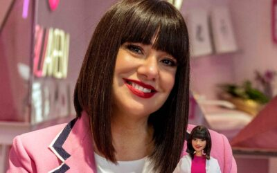ON THE OCCASION OF THE INTERNATIONAL WOMEN'S DAY, BARBIE CELEBRATES A NEW MODEL OF INSPIRATION AND EMPOWERMENT: CRISTINA FOGAZZI (THE CHINIC Beautician)