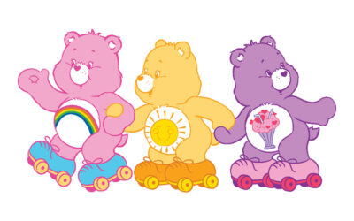 NEW PARTNER JOINS CARE BEARS™ LINE-UP