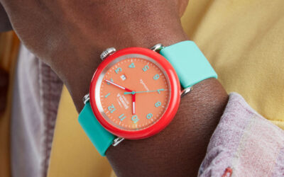SHINOLA LAUNCHES THE SILLY PUTTY DETROLA WATCH