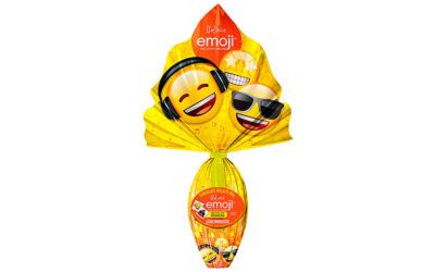 AMERICANAS LAUNCHES THE SECOND SEASON OF EASTER EGGS IN BRAZIL WITH EMOJI® – THE ICONIC BRAND