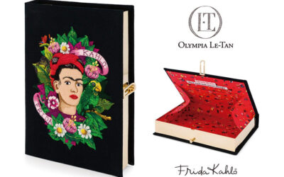 SECOND LAUNCH OF FRIDA KAHLO OLYMPIA LE TAN DESIGNER BAGS