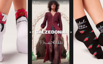 FRIDA KAHLO CALZEDONIA COLLABORATION SUCCESSFUL LAUNCH AND FIRST SELL-OUT