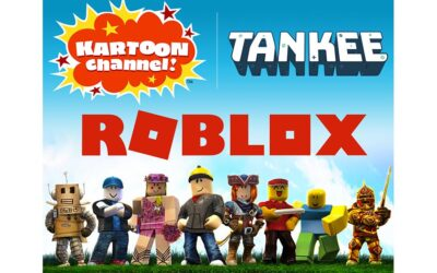 ROBLOX IN ARRIVO SU KARTOON CHANNEL!