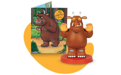 THE GRUFFALO BECOMES A SOUND CHARACTER OF THE FABA STORYTELLER