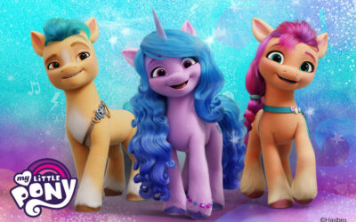 MY LITTLE PONY IS BACK: A NEW MOVIE & TV SERIES EXCLUSIVELY ON NETFLIX