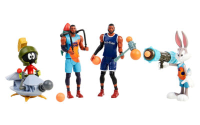 "MOOSE TOYS AND WARNER BROS. CONSUMER PRODUCTS LAUNCH A NEW PRODUCT LAUNCH A NEW PRODUCT COLLECTION TO CELEBRATE THE HIGHLY ANTICIPATED SUMMER RELEASE OF ""SPACE JAM: A NEW LEGACY"""