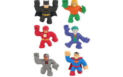 MOOSE TOYS, WARNER BROS. CONSUMER PRODUCTS AND DC HAVE JOINED FORCES TO GIVE KIDS THE MOST SUPER OF ALL HERO LINEUPS