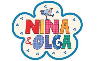 BEYOND RIGHTS ACQUIRES NINA & OLGA, A MAJOR NEW ANIMATED KIDS' SERIES BASED ON THE CLASSIC ITALIAN BOOK FRANCHISE OLGA THE CLOUD