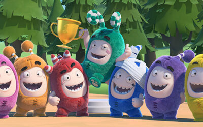 ONE ANIMATION SCORES NEW BROADCAST DEALS FOR ODDBODS AND INSECTIBLES