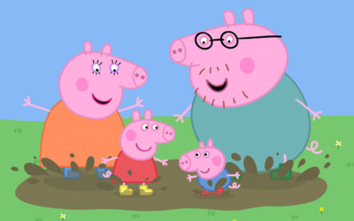 EONE ANNOUNCES EXCITING CONTENT PLANS FOR PEPPA PIG UNTIL 2027