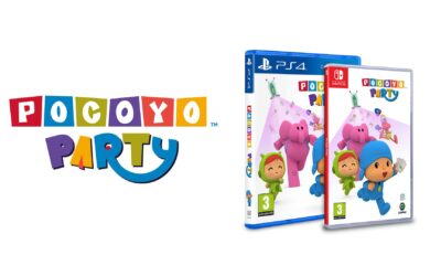 """POCOYO PARTY"" PER PLAYSTATION E NINTENDO SWITCH PRESTO IN EUROPA E IN AMERICA"