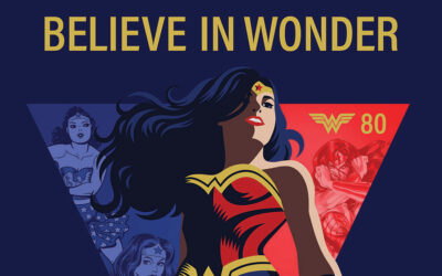 "DC, WARNER BROS. GLOBAL BRANDS AND EXPERIENCES E WARNERMEDIA LANCIANO LA CAMPAGNA ""BELIEVE IN WONDER"""