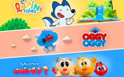 XILAM LAUNCHES THE BRAND-NEW PRE-SCHOOL ANIMATED SERIES OGGY OGGY