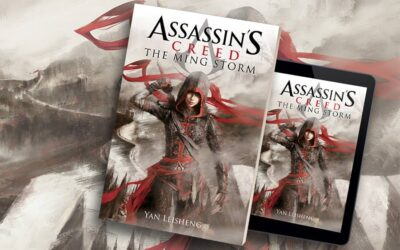 ACONYTE BOOKS & UBISOFT® COLLABORATE TO CREATE NOVELS FROM ASSASSIN'S CREED®