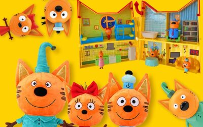 BIZAK ON BOARD AS TOY DISTRIBUTOR FOR KID-E-CATS IN SPAIN & PORTUGAL