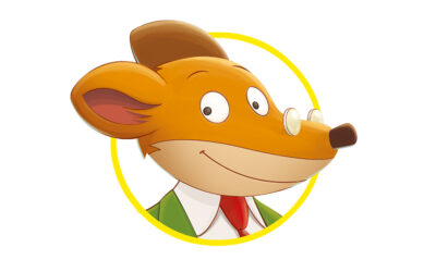 SWEET CHERRY ANNOUNCES 10 NEW GERONIMO STILTON BOOKS