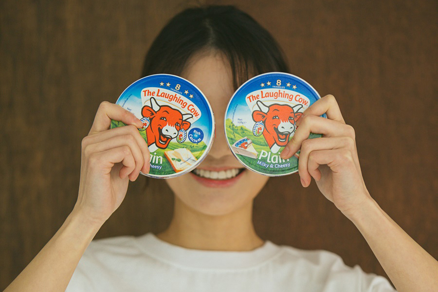 MARKM X THE LAUGHING COW®