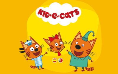 EL OCHO NOMINATO AGENTE LICENSING PER MASHA AND THE BEAR E E KID-E-CATS IN IBERIA