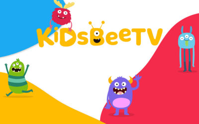 KIDSBEETV: A NEW BRAND ON KIDS' STREAMING APPS