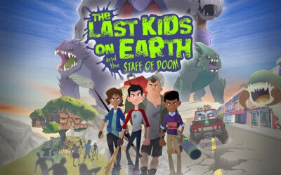 IL VIDEOGIOCO THE LAST KIDS ON EARTH AND THE STAFF OF DOOM VERRA' LANCIATO IL 4 GIUGNO