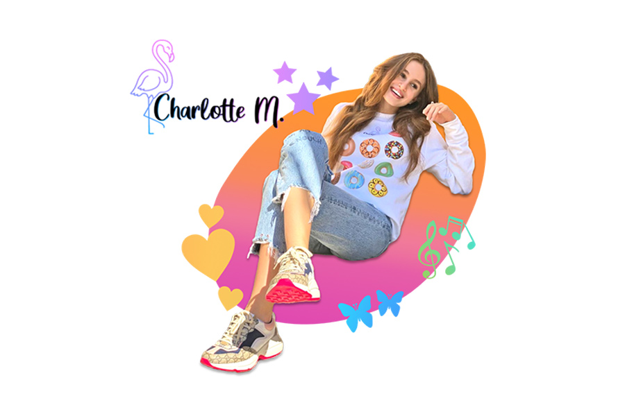 MDL ENTERS THE WORLD OF YOUTUBERS AS AGENT OF CHARLOTTE M.