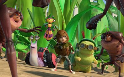ONE ANIMATION RACKS UP GLOBAL VOD DEALS