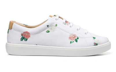 HOTTER AND RHS ANNOUNCE NEW SPRING/SUMMER CANVAS SHOE RANGE