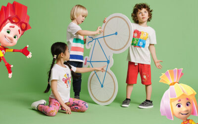 RIKI GROUP's THE FIXIES FOR H&M