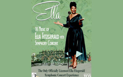 AN ALL NEW ELLA FITZGERALD MULTIMEDIA SYMPHONIC CONCERT EXPERIENCE ON 2022