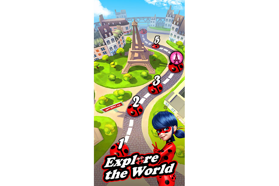 ZAG GAMES PARTNERS WITH CRAZYLABS TO DEVELOP SECOND OFFICIAL MOBILE GAME FOR MIRACULOUS™ – TALES OF LADYBUG AND CAT NOIR