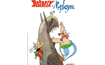 THE NEW COMIC BOOK BY ASTERIX WILL BE PUBLISHED BY PANINI COMICS