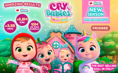 IMC TOYS.FROM TOYS TO LICENSING