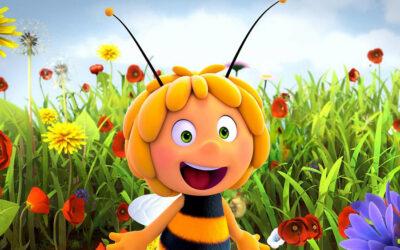 RAI, PLANETA AND MAYA THE BEE TOGETHER TO CELEBRATE THE WORLD BEE DAY