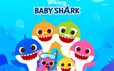 """THE NEW ANIMATED SERIES """"BABY SHARK'S BIG SHOW"""", IS SET TO BECOME A GLOBAL HIT"""